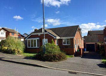 Thumbnail 4 bedroom detached bungalow for sale in Gleadsmoss Lane, Oakwood, Derby
