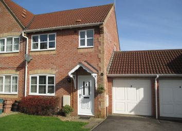 Thumbnail 3 bed semi-detached house for sale in Shelley Close, Yeovil