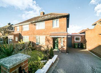 Thumbnail 3 bed semi-detached house to rent in Parkland Avenue, Winlaton, Blaydon-On-Tyne