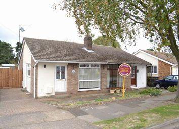Thumbnail 2 bedroom semi-detached bungalow for sale in Druids Way, Parklands, Northampton