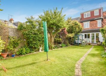 Thumbnail 4 bed terraced house for sale in Meadow Road, Gravesend, Kent