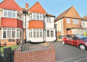 Thumbnail 3 bed semi-detached house for sale in Conway Gardens, Mitcham