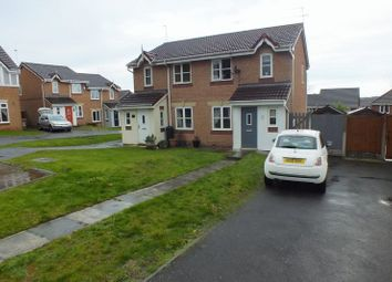 Thumbnail 3 bed semi-detached house to rent in Dakota Grove, Tunstall, Stoke-On-Trent