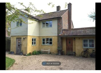 Thumbnail 4 bed detached house to rent in Arun Close, Amberley, Arundel