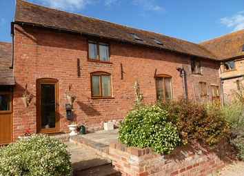 Thumbnail 2 bed barn conversion to rent in Broadwas, Worcester