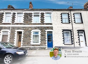 Thumbnail 4 bedroom terraced house for sale in Daniel Street, Cathays, Cardiff