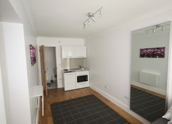 Thumbnail Studio to rent in Bowness Crescent, London