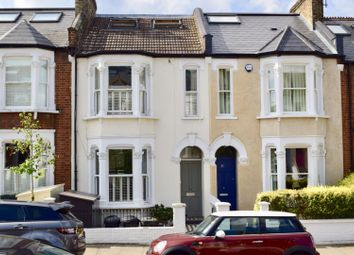 Thumbnail 4 bedroom terraced house for sale in Bucharest Road, Earlsfield