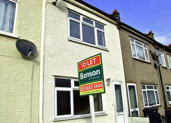 Thumbnail 3 bed terraced house to rent in Northcote Road, Croydon