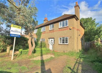 Thumbnail 3 bed semi-detached house for sale in Liberty Lane, Addlestone, Surrey