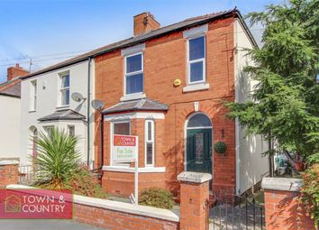 Thumbnail 3 bed semi-detached house for sale in Kingsway, Shotton, Deeside, Flintshire