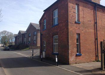 Thumbnail 2 bedroom flat to rent in Fort Road, Pembroke Dock, Pembrokeshire