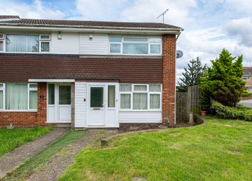 Thumbnail 2 bed end terrace house for sale in Hilton Drive, Sittingbourne