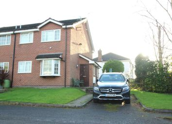 Thumbnail 1 bed terraced house for sale in Rainford Avenue, Timperley, Altrincham