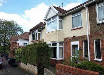 Thumbnail 3 bed terraced house for sale in Runswick Road, Brislindgton, Bristol