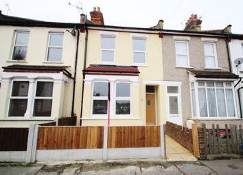 Thumbnail 3 bedroom terraced house for sale in Salisbury Avenue, Westcliff-On-Sea