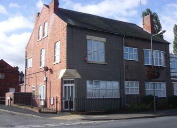 Thumbnail 2 bed flat to rent in Alfreton Road, Blackwell, Alfreton
