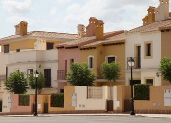 Thumbnail 3 bed town house for sale in Hacienda Del Alamo Golf Resort, Fuente Álamo De Murcia, Spain