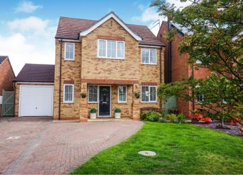 3 bed detached house for sale in Lawley Close, North Greetwell, Lincoln LN2