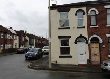 Thumbnail 2 bed end terrace house to rent in Cromartie Street, Dresden, Stoke On Trent