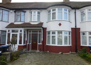 Thumbnail 4 bed terraced house to rent in Hedge Lane, Palmers Green, London