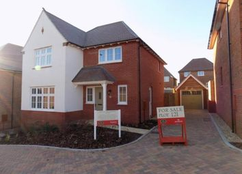 Thumbnail 4 bed detached house for sale in Pinn Hill, Exeter, Devon