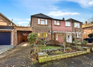 Thumbnail 4 bed semi-detached house for sale in Woodlands Park, Bexley, Kent