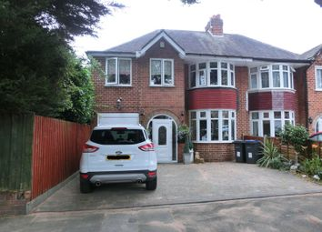 Thumbnail 4 bed semi-detached house for sale in Glen Rise, Kings Heath, Birmingham