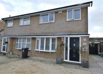 Thumbnail 3 bed semi-detached house for sale in Clevedon, Somerset