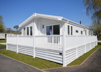 Thumbnail 2 bed lodge for sale in Warren Road, Dawlish Warren, Dawlish