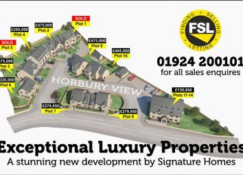 Thumbnail 6 bed detached house for sale in Horbury Road, Wakefield