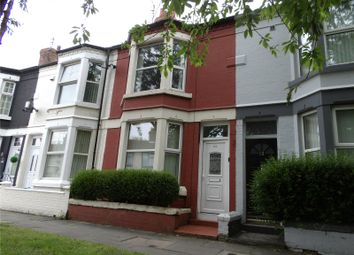 Thumbnail 3 bed terraced house for sale in Ince Avenue, Anfield, Liverpool