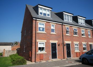 Thumbnail 3 bed town house for sale in St. James Gardens, Trowbridge
