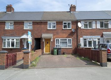 Thumbnail 3 bed terraced house for sale in Wood Lane, West Bromwich