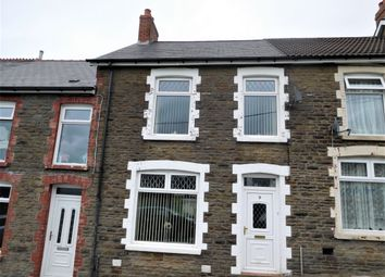 Thumbnail 2 bed terraced house for sale in Erasmus Terrace, Maesycwmmer, Ystrad Mynach, Caerphilly