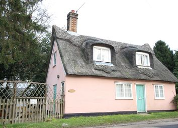 Thumbnail 2 bed cottage for sale in Sharp Stone Street, Barham, Ipswich, Suffolk
