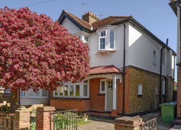 Thumbnail 4 bed semi-detached house for sale in Norbiton Avenue, Norbiton, Kingston Upon Thames