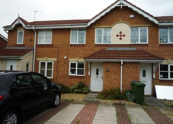 Thumbnail 2 bed terraced house to rent in Darien Way, Leicester