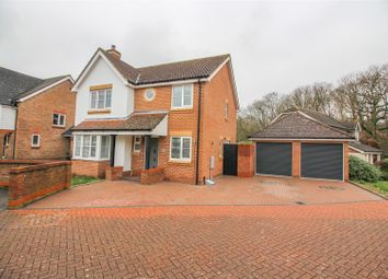 Thumbnail 4 bed detached house for sale in Rushton Grove, Church Langley, Harlow