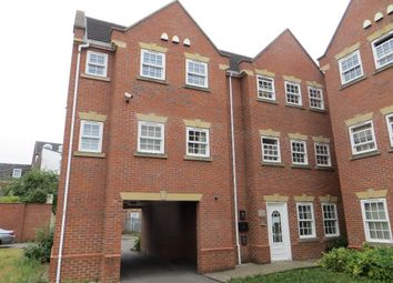 Thumbnail 1 bed terraced house for sale in Juniper Court, 125 Clarendon Street, Hull, Yorkshire