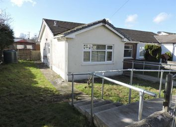 Thumbnail 2 bed semi-detached bungalow for sale in Maesaeron, Talsarn, Lampeter