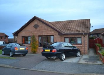 Thumbnail 3 bedroom bungalow to rent in Kennedy Place, Bishopmill, Elgin