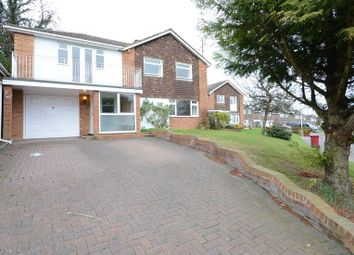 Thumbnail 4 bedroom detached house to rent in Broomfield Road, Tilehurst, Reading