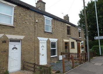 Thumbnail 2 bed property to rent in Wisbech Road, March