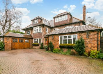 Thumbnail 6 bed detached house for sale in Hill Waye, Gerrards Cross, Buckinghamshire