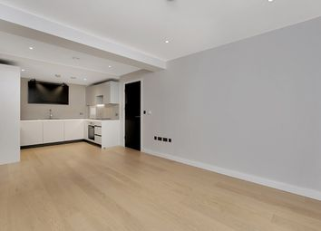 Thumbnail 1 bed flat to rent in The Cooper Building, 36 Wharf Road, London