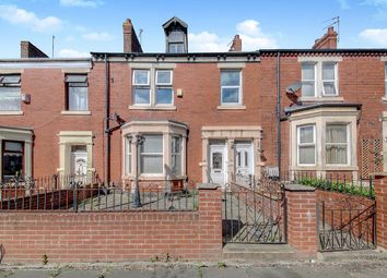 Thumbnail 3 bed flat for sale in Byron Avenue, Wallsend, Tyne And Wear