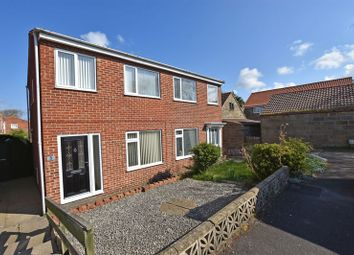 Thumbnail 2 bed semi-detached house for sale in Frobisher Drive, Whitby