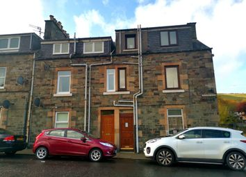 Thumbnail 2 bed flat to rent in Woodside Place, Galashiels, Scottish Borders