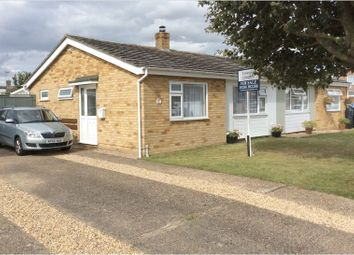 Thumbnail 2 bed semi-detached bungalow for sale in Rowan Close, Great Bentley, Colchester